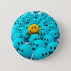 Smileyspaß Bild Runder Button 5,7 Cm