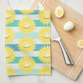 Smileysun-Geschirrtuch Handtuch