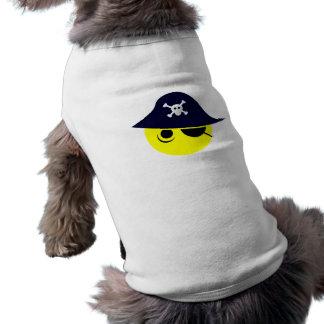 Smilie Pirat smiley pirate T-Shirt