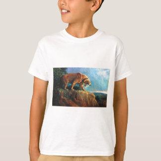 smilodon tshirt