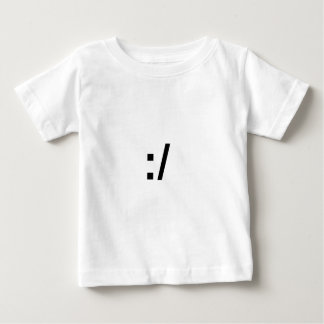 Smirk - McKayla ist nicht beeindrucktes meme Baby T-shirt
