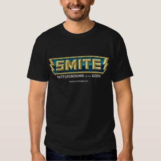SMITE Logo-Schlachtfeld der Götter Hemden