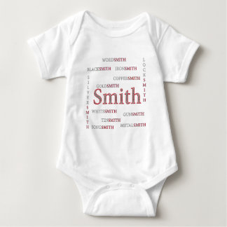 SMITH BABY STRAMPLER