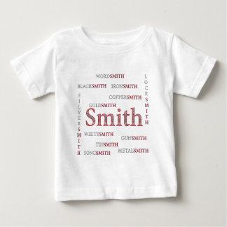 SMITH BABY T-SHIRT