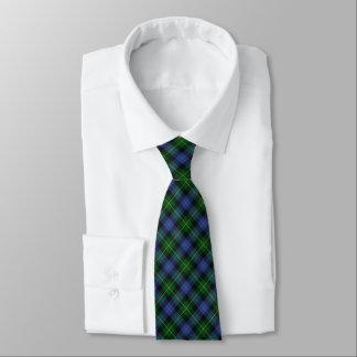 Smith-Familien-Kleidertartan-Krawatte Individuelle Krawatte