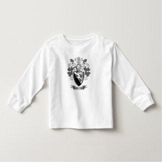 Smith-Familienwappen-Wappen Kleinkind T-shirt