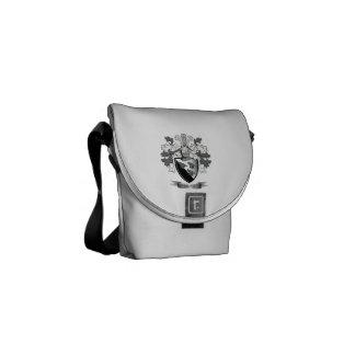 Smith-Familienwappen-Wappen Kuriertasche