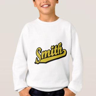 Smith im Gold Sweatshirt