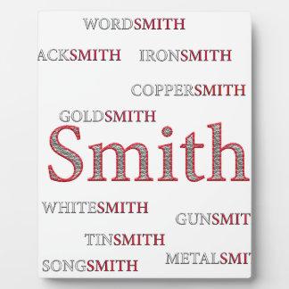 SMITH-MARKE FOTOPLATTE