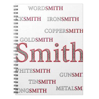 SMITH-MARKE NOTIZBLOCK