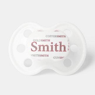 SMITH-MARKE SCHNULLER