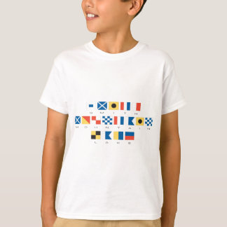 Smith-Mountainsee-Seeflaggen T-Shirt