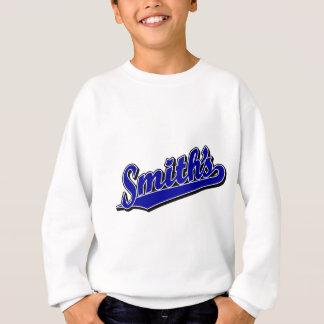 Smiths im Blau Sweatshirt