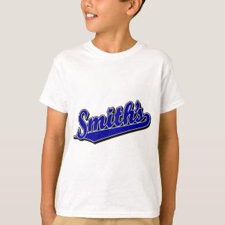 Smiths im Blau T-Shirt