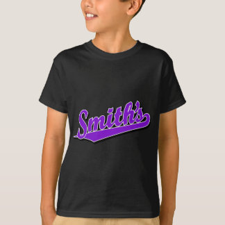 Smiths in Lila T-Shirt
