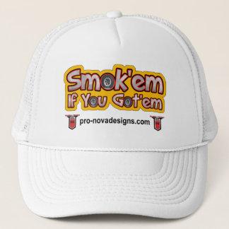Smokem wenn Sie Gotem Hut Truckerkappe