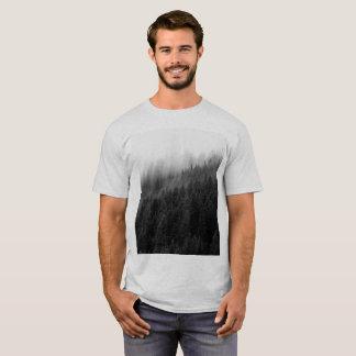Smokey Bäume T-Shirt