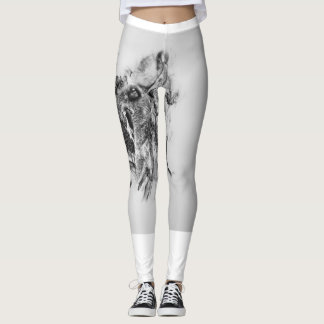 Smokey Krake legginh Leggings
