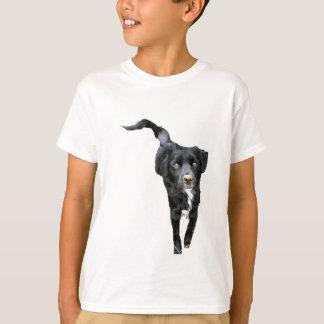 Smokey mit natürlichem Hintergrund T-Shirt