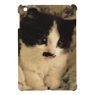 Smokings-Kätzchen iPad Mini Hülle