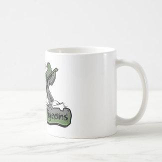 SmokinPigeonsLogo Kaffeetasse