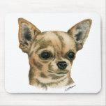 Smoothcoat Chihuahua Mousepad