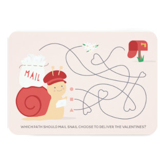 Snail- Karte
