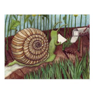 Snail mail postkarten