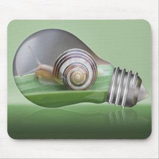 Snail Mauspad