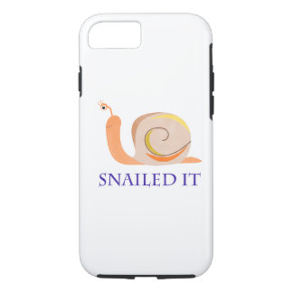 Snailed es iPhone 8/7 hülle