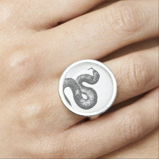 Snake Foto Ring