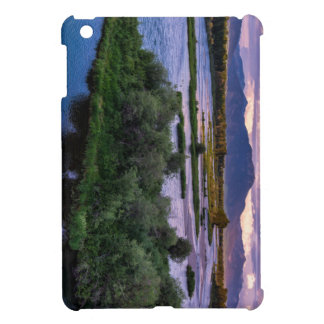 Snake River Sonnenuntergang - Schwan-Tal - Idaho iPad Mini Hülle