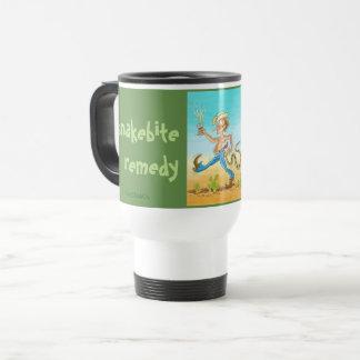 Snakebite-Abhilfe - Reise-Tasse Reisebecher