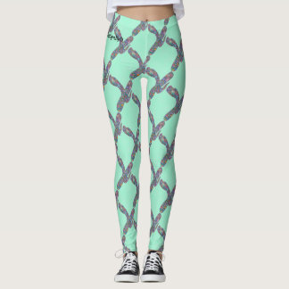Snakes&Leggings Leggings