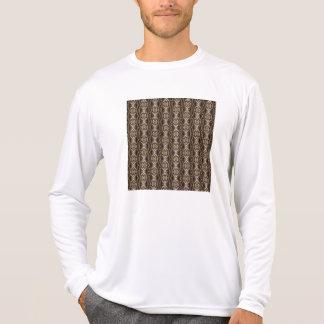 Snakeskin Entwurf T-Shirt