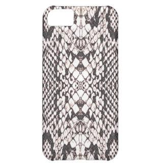 Snakeskin Hintergrund iPhone 5C Hülle