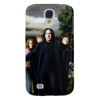 Snape Hermoine Ron Harry Galaxy S4 Hülle