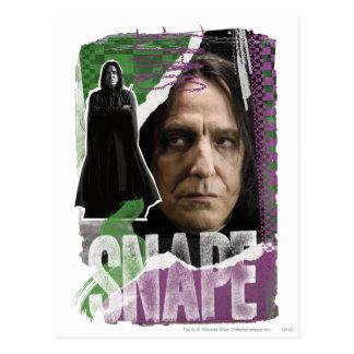 Snape Postkarte