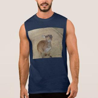Snarky Wallaby Ärmelloses Shirt