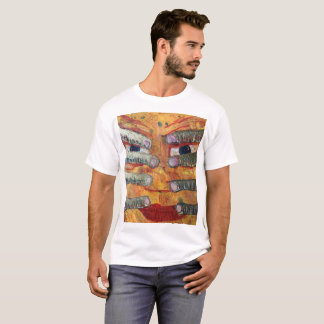 Sneak-flüchtiger Blick T-Shirt