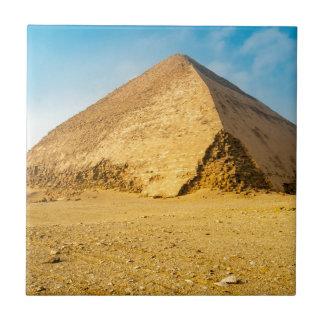 Snefrus verbogene Pyramide, Dahshur Keramikfliese