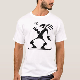 Snoboarder T-Shirt