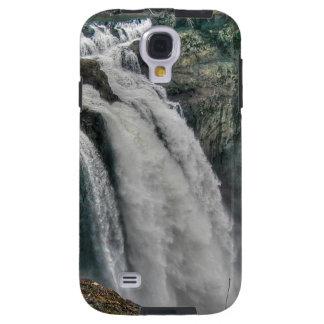 Snoqualmie Fluss-Fälle Washington, US Natur-Szene Galaxy S4 Hülle