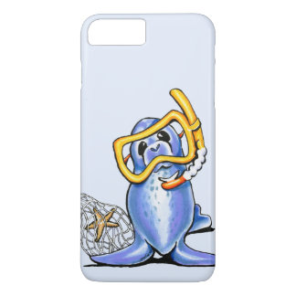 Snorkel-Siegel iPhone 8 Plus/7 Plus Hülle