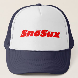 SNOsuxxx Truckerkappe