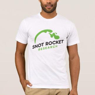 Snot-Rocket-Forschungs-T - Shirt