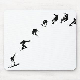 Snowboard 360 mauspads