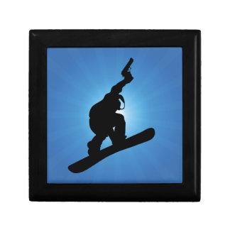 Snowboard-Geächteter Geschenkbox