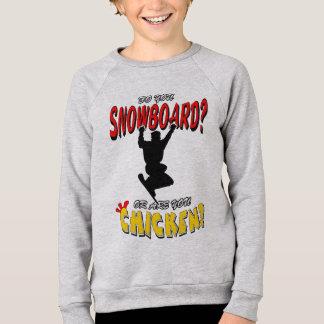 SNOWBOARD-HUHN 2 SWEATSHIRT