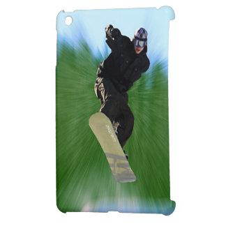 Snowboard iPad Mini Hülle